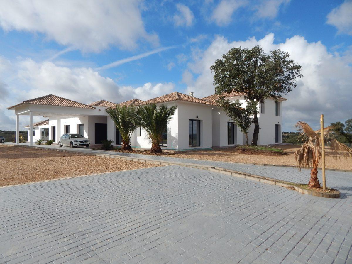 Construccion chalet Mérida