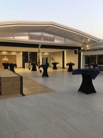 Reforma salon de bodas torremejia