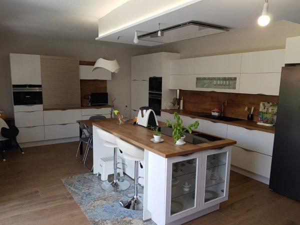 Vista general cocina